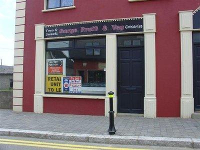 Main Street, Ferns, Enniscorthy, Co. Wexford.
