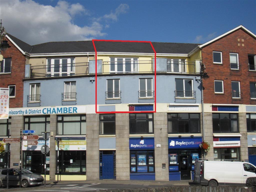 Apartment No.7 Portsmith House, Enniscorthy, Co. Wexford